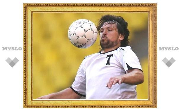 В тульском «Арсенале» дебютируют звезды российского футбола