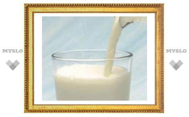 Тульское молоко не будет дорожать до 31 декабря