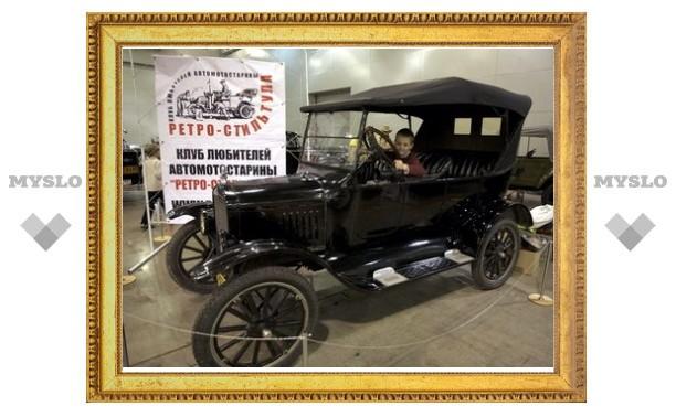 Туляки покорили фестиваль раритетных авто
