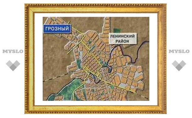 В Грозном уничтожен лидер бандгруппы и три боевика