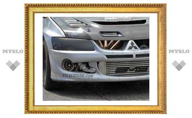 """Самый """"горячий"""" в мире Lancer Evolution получил под капот 1130-сильный мотор"""