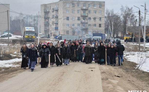 В администрации Тулы проведут публичные слушания по узакониванию построек в Плеханово