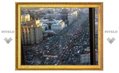 К 2015 число автомашин в России удвоится