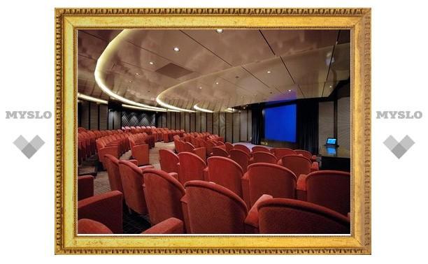 Кинотеатр «Победа» в Новомосковске осваивает высокие технологии