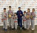 Тульские каратисты завоевали 12 медалей на олимпиаде боевых искусств