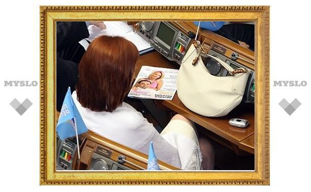 70% работников Тульского областного правительства - женщины
