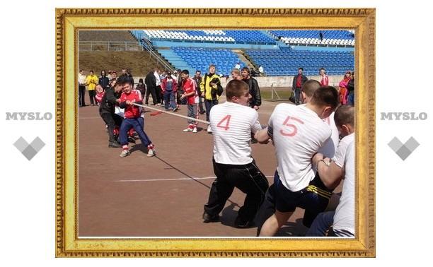 Тульские таможенники выиграли спартакиаду