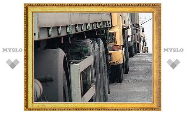 Президент РФ предложил ограничить въезд в Москву для грузовиков и автобусов