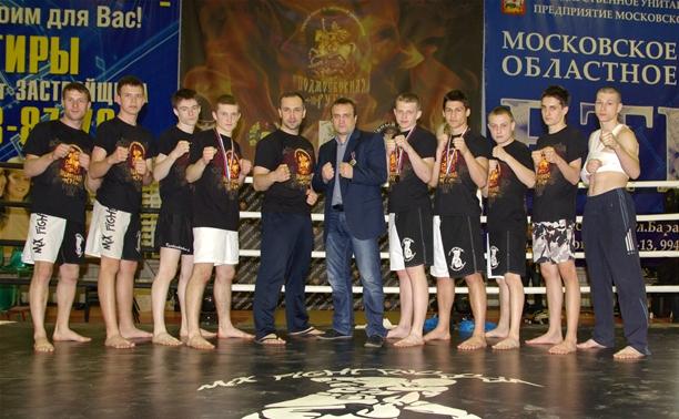 Юные туляки отличились на турнире по смешанным боевым единоборствам