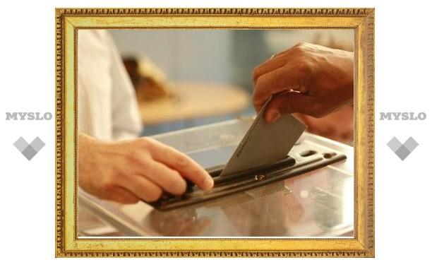 В Тульской области появятся новые именные избирательные участки