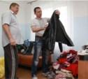 В Туле продолжается сбор денег для помощи жителям Украины