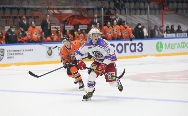 «Академия Михайлова» добыла первую победу в МХЛ – 5:1