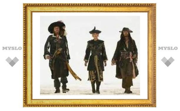 """Длинные выходные в США не помогли третьим """"Пиратам"""""""