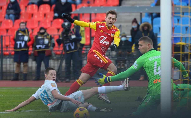 В боевом матче «Арсенал» и «Зенит» сыграли вничью – 0:0