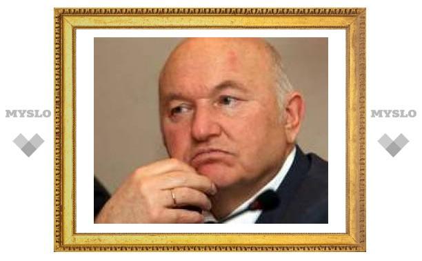 Мэр Москвы похвалил милицию за разгон массовой драки