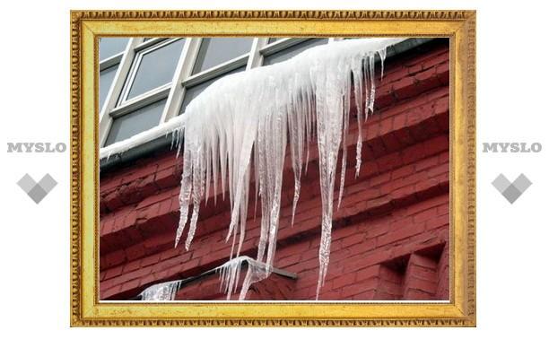 Под Тулой мастера ЖЭУ будут судить за лед с крыши, убивший пенсионерку