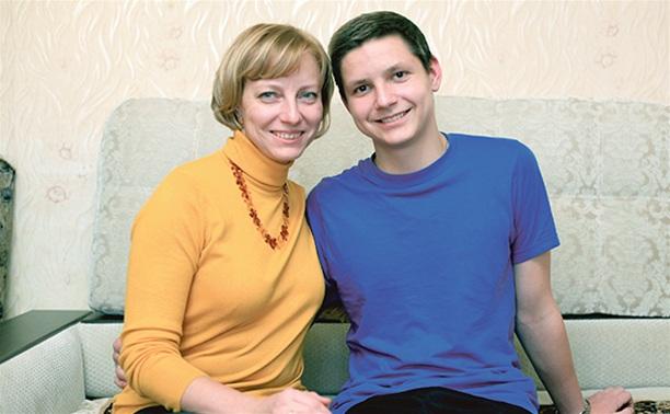 Алексинец Сергей Макаров победил болезнь и стал факелоносцем