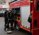 В тульском Управлении ФСИН России прошли противопожарные учения