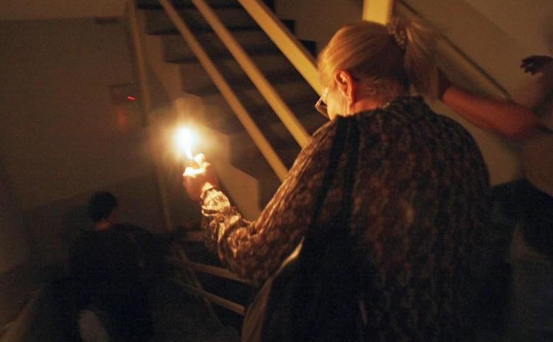 В Тульской области 58 населенных пунктов оказались без электричества