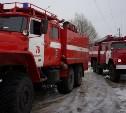 В Ясногорском районе на пожаре погиб человек