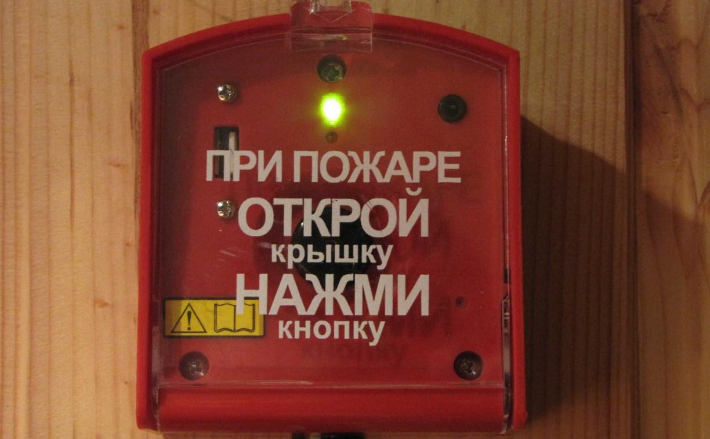 Туляк предлагает усовершенствовать систему пожарной безопасности в торговых центрах