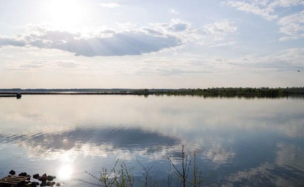 Ко Дню Победы на Черепетском водохранилище создадут «живую звезду»