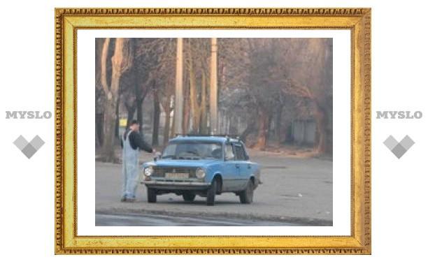 Под Тулой школьник угнал авто