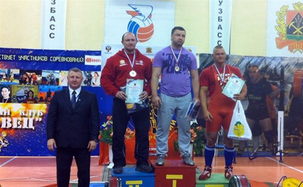 Тульский атлет стал обладателем Кубка России