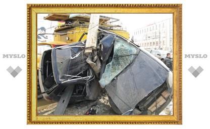 Подробности шокирующего ДТП в Пролетарском районе Тулы