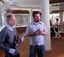 Канал Russia Today провёл съёмки в Тульском музее оружия
