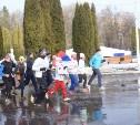 Туляки провели массовый забег в поддержу Российской сборной по легкой атлетике