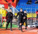 «Арсенал» попросил РФС оценить действия арбитра в матче с «Рубином»