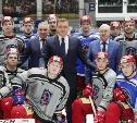 В Тульской области создадут команду Высшей хоккейной лиги
