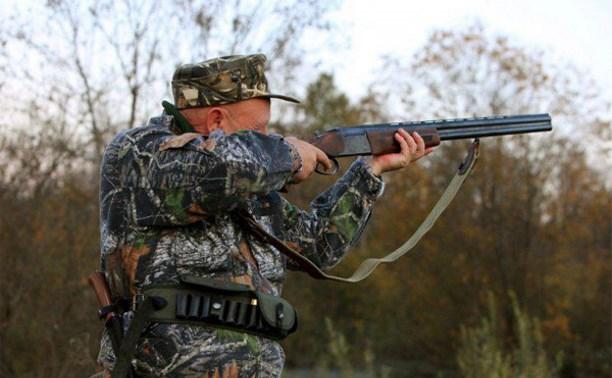 Туляк во время охоты подстрелил своего приятеля