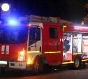 В квартире на ул. Демонстрации в Туле произошел пожар