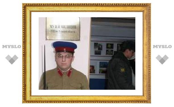 В Туле открылся музей милиции (ФОТО)