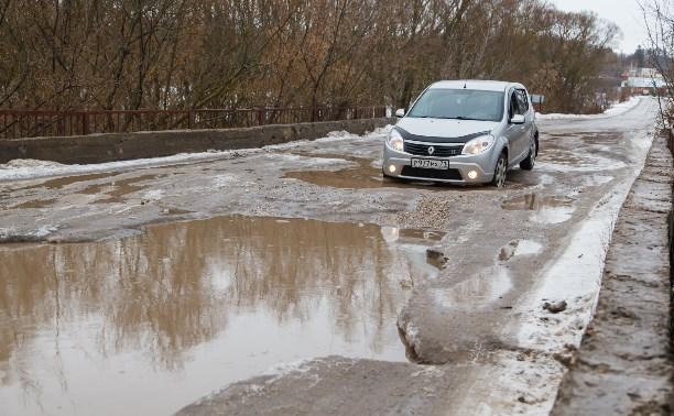 Жители Селиваново: Мост, ведущий в село, почти разрушен