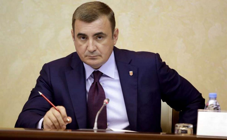 Человеком 2020 года пользователи Myslo выбрали губернатора Тульской области Алексея Дюмина