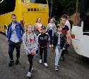 Дети из пострадавшей от наводнения Иркутской области приехали на отдых в Заокский район