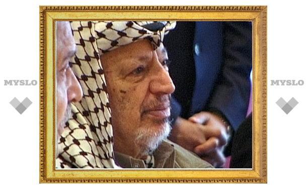 Вдова Арафата потребовала эксгумировать его тело
