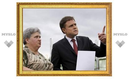 Владимир Груздев проследит за социальными объектами в Ненашеве
