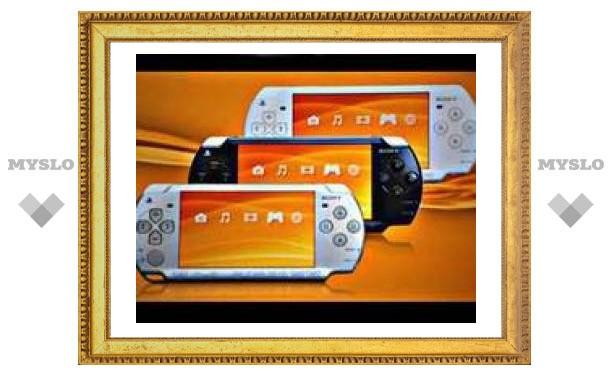 Sony представила новую версию PlayStation Portable