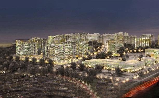 Первые дома микрорайона на Калужском шоссе построят уже в 2015 году