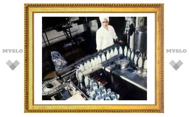 Под Тулой открыли молочный завод