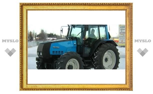 В Туле стартует операция «Трактор»