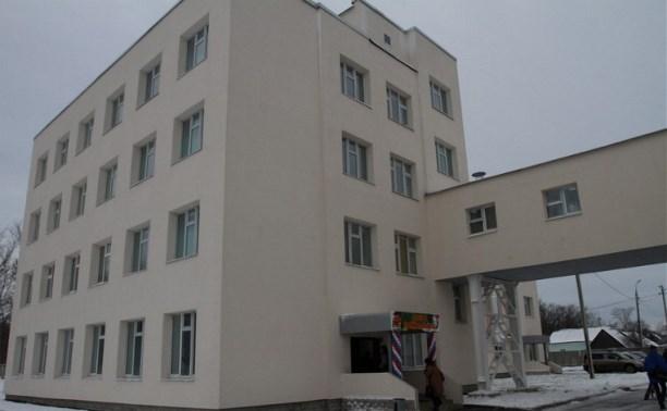 В Новомосковске открылось новое здание школы №14