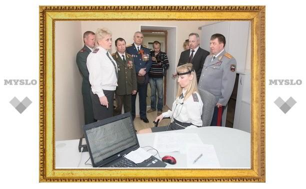 Тульскую полицию проверят на детекторе лжи
