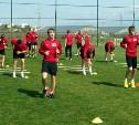 Тульский «Арсенал» проведёт сбор на Кипре
