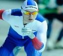 Тульский конькобежец завоевал две медали на Всероссийских соревнованиях