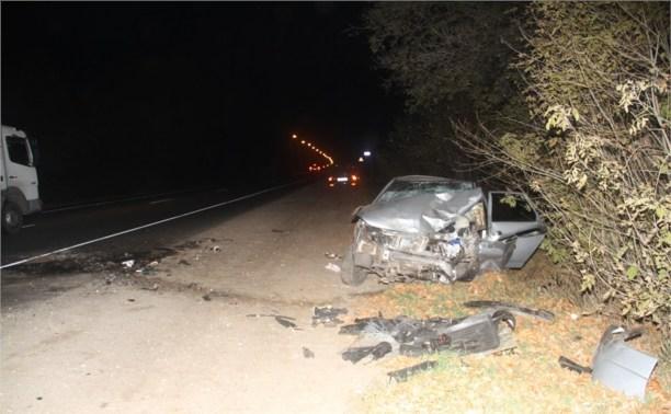 В ночном ДТП на трассе «М-2» погиб 20-летний парень